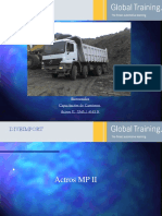 Curso de Camion Volquete Mercedez Mp II 3343k - 4143k