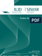 Textos Selecionados do II SILID e I SIMAR