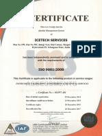 Icetech Services 9k Dac