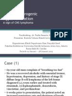 Jurding dr. Parlin, Sp.S - Central Neurogenic Hyperventilation.ppt