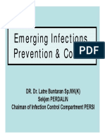 Emerging Infection