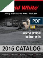 2015 DavidWhite Catalog