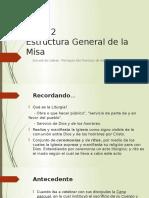Clase 2- Estructura de La Misa