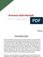 Proceso Hall Hérault