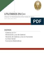 S09_2. Funciones Utilitarias C++