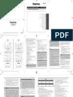 Hama remote control.pdf