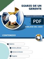 Presentacion Diario de Un Gerente de Proyectos