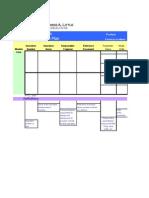 Factory Process Control Plan