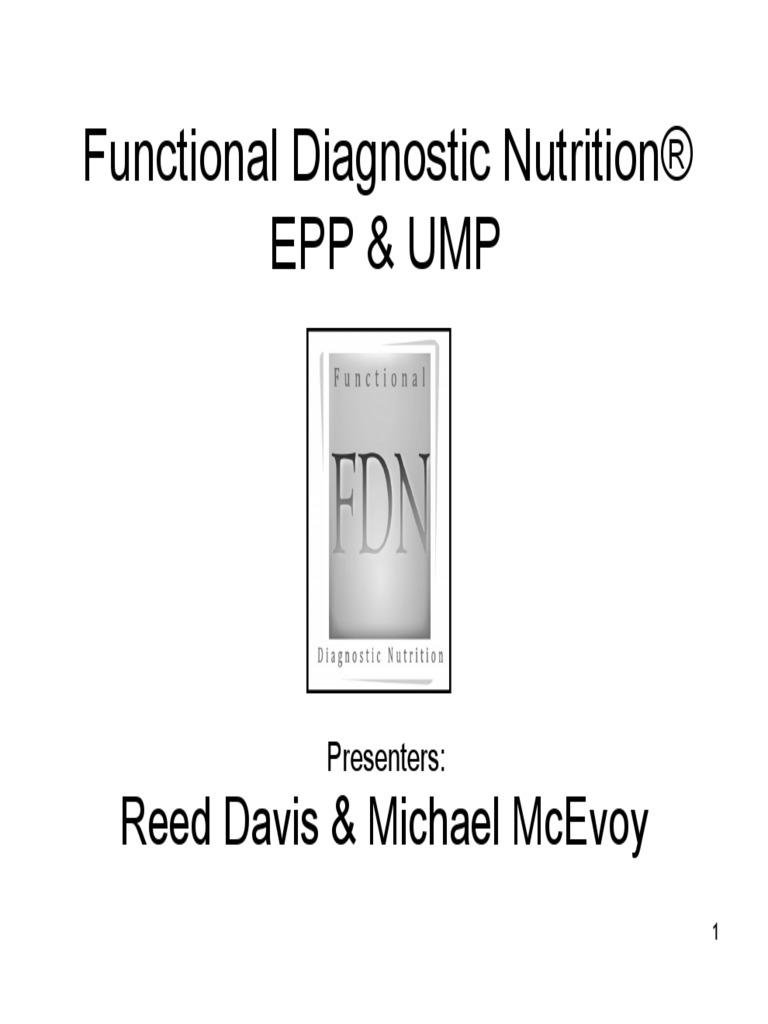 Fdn4 Lesson4 Part4 Slides 4pp  Glutathione  Medical Diagnosis