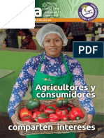 Bioferias y El Mercado Saludable-Revista LEISA Volumen 32