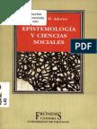 ADORNO -Epistemologia y ciencia sociales.pdf