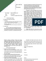 Laporan Praktikum Penyerapan Berat Jenis Dan Penyerapan Agregat Kasar (2)