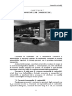 Cap 7.Consumul de Combustibil