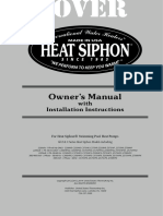 Heat Siphon Owners Manual 2014