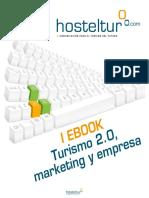 eBook Turismo 20, Marketing y Empresa