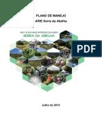 DCOM Plano de Manejo Arie Serra Da Abelha