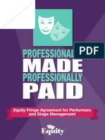 Equity Fringe Agreement Performers and Stage Managers 2015 (1)