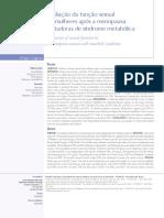Avaliação da função sexual em mulheres após a menopausa portadoras de síndrome metabólica.pdf