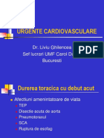 Curs Urgente Cardiovasculare