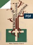 Principios de sociología cristiana