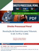 Direito Processual Penal - Adriano Barbosa