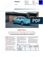 "NISSAN LEAF NA ""FLEET MAGAZINE"""