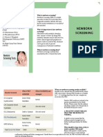 Newborn Screening
