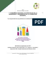 Segunda Circular. Congreso Nacional de Prácticas y Residencia (3) (1)