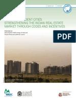Real Estate Efficiency Codes IB