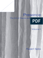 Presence - The Art of Peace and Happiness