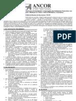 Edital XXVI Exame de Certificação - 2010