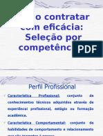 Sele+º+úo por compet+¬ncias 2011