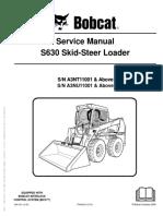 Manual de Servicio s630