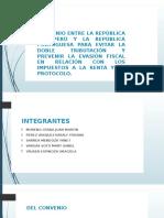Convenio Perú Portugal