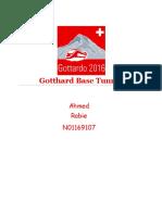 Gotthard Base Tunnel (1)