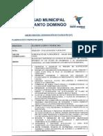 Estatuto Orgánico de Gestion Organizacional Por Procesos Del Gadmsd