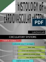 K-2 Histology Circulatory System Kbk Rev