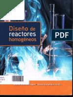 Diseño de Reactores Homogeneos