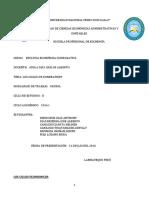 Los Ciclos Económicos de Kondratieff