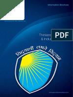 Information Brochure - JNUB (2017-2018)  Jagan Nath University, NCR, Bahadurgarh, Haryana