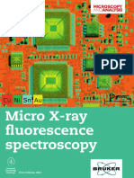 Micro X Ray Fluorescence Spectroscopy First Edition PDF