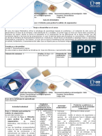 Guía de Actividades y Rúbrica de Evaluación – Paso 4 – Métodos Para Probar La Validez de Argumentos.