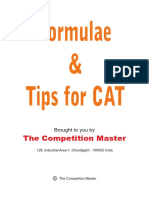 Formulae&TipsforCAT.pdf