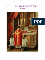 The Tridentine Mass