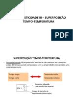 Viscoelasticidade III