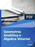 Geometria Analítica e Álgebra Vetorial