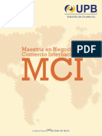 Brochure MCI 17 LP