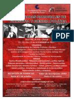 XVII Jornadas Nacionales de Filosofía y Ciencia Política