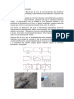 Tratamiento de Fisuras en Estructuras de Concreto Armado - Placas