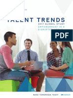 Mercer 2017 Global Talent Trends Study Report © Mercer